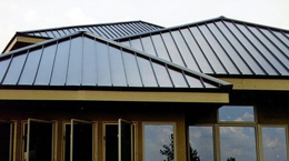 Enchanted Roofing installs Metal Roofing systems