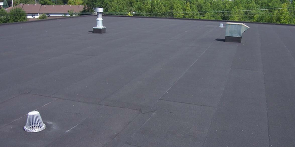 Enchanted Roofing installs bitumen Roofing systems